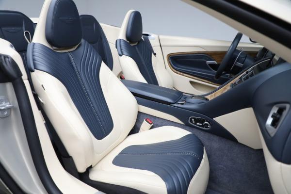 Used 2019 Aston Martin DB11 Volante for sale $209,900 at Maserati of Greenwich in Greenwich CT 06830 23