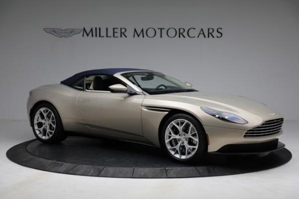 Used 2019 Aston Martin DB11 Volante for sale $209,900 at Maserati of Greenwich in Greenwich CT 06830 24