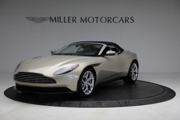 Used 2019 Aston Martin DB11 Volante for sale $209,900 at Maserati of Greenwich in Greenwich CT 06830 25