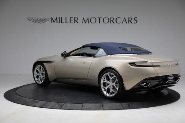 Used 2019 Aston Martin DB11 Volante for sale $209,900 at Maserati of Greenwich in Greenwich CT 06830 27