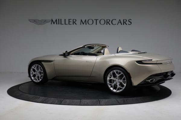 Used 2019 Aston Martin DB11 Volante for sale $209,900 at Maserati of Greenwich in Greenwich CT 06830 3