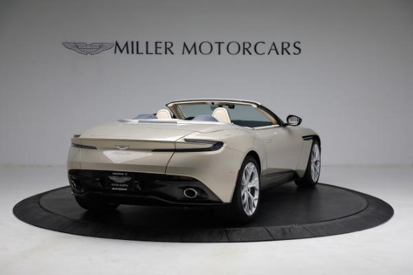 Used 2019 Aston Martin DB11 Volante for sale $209,900 at Maserati of Greenwich in Greenwich CT 06830 6