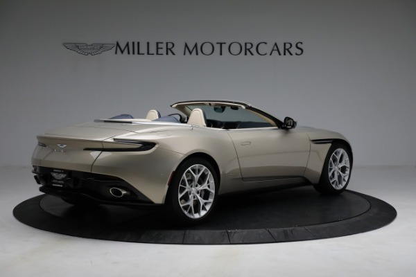Used 2019 Aston Martin DB11 Volante for sale $209,900 at Maserati of Greenwich in Greenwich CT 06830 7