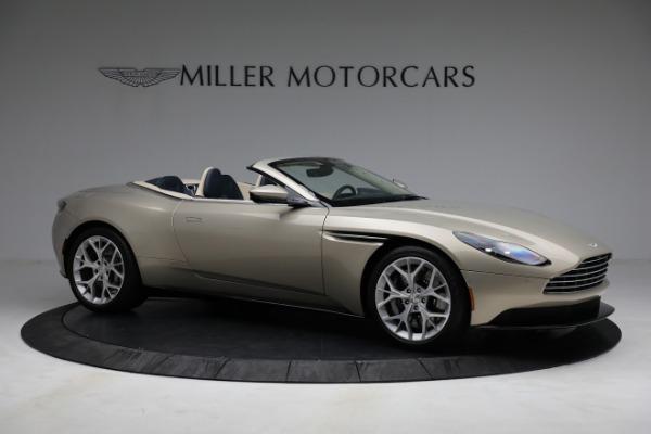 Used 2019 Aston Martin DB11 Volante for sale $209,900 at Maserati of Greenwich in Greenwich CT 06830 9