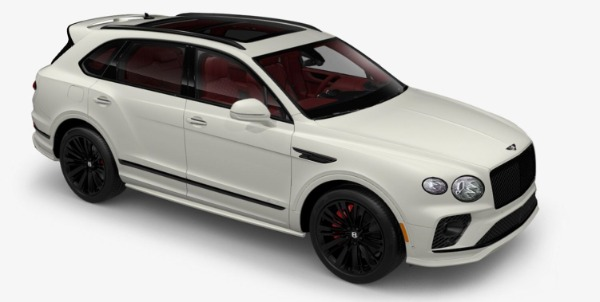 New 2021 Bentley Bentayga Speed for sale Call for price at Maserati of Greenwich in Greenwich CT 06830 5