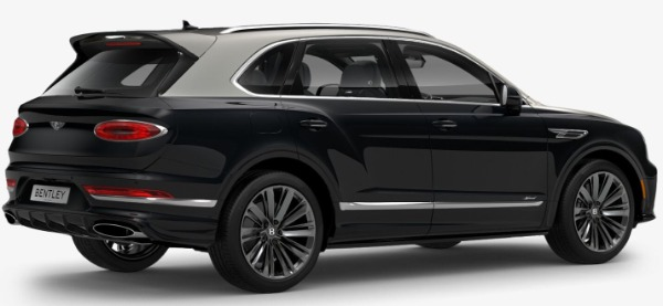 New 2021 Bentley Bentayga Speed for sale Call for price at Maserati of Greenwich in Greenwich CT 06830 3