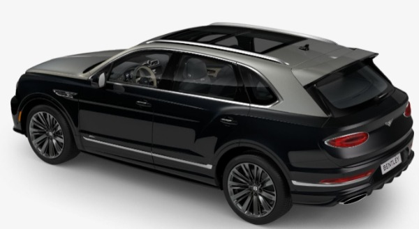 New 2021 Bentley Bentayga Speed for sale Call for price at Maserati of Greenwich in Greenwich CT 06830 4