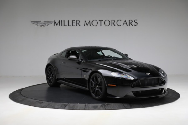 Used 2015 Aston Martin V12 Vantage S for sale $119,900 at Maserati of Greenwich in Greenwich CT 06830 11