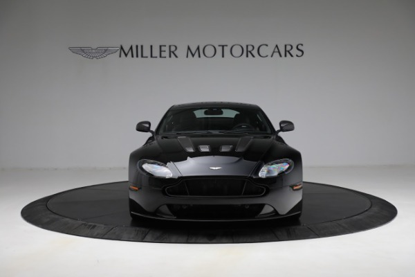 Used 2015 Aston Martin V12 Vantage S for sale $119,900 at Maserati of Greenwich in Greenwich CT 06830 12