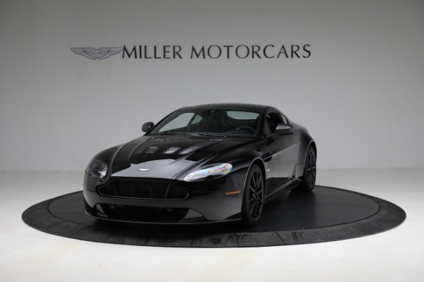 Used 2015 Aston Martin V12 Vantage S for sale $119,900 at Maserati of Greenwich in Greenwich CT 06830 13