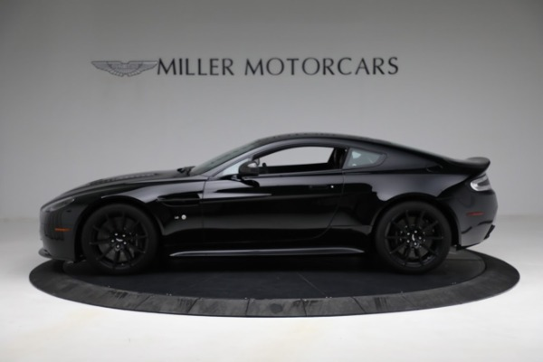 Used 2015 Aston Martin V12 Vantage S for sale $119,900 at Maserati of Greenwich in Greenwich CT 06830 2