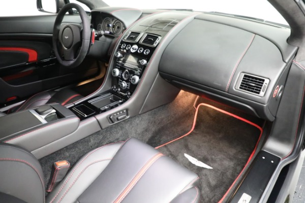 Used 2015 Aston Martin V12 Vantage S for sale $119,900 at Maserati of Greenwich in Greenwich CT 06830 21
