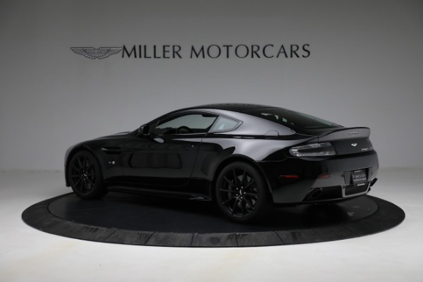 Used 2015 Aston Martin V12 Vantage S for sale $119,900 at Maserati of Greenwich in Greenwich CT 06830 3