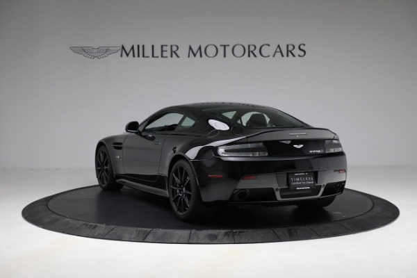 Used 2015 Aston Martin V12 Vantage S for sale $119,900 at Maserati of Greenwich in Greenwich CT 06830 4