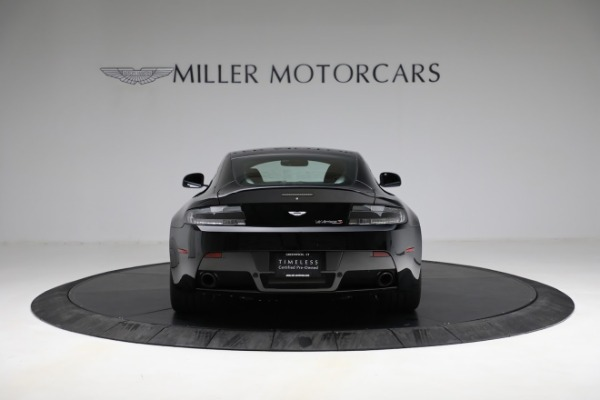 Used 2015 Aston Martin V12 Vantage S for sale $119,900 at Maserati of Greenwich in Greenwich CT 06830 5