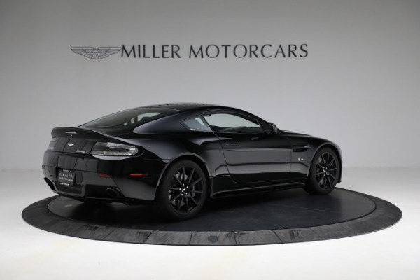 Used 2015 Aston Martin V12 Vantage S for sale $119,900 at Maserati of Greenwich in Greenwich CT 06830 8