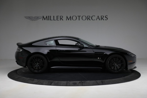 Used 2015 Aston Martin V12 Vantage S for sale $119,900 at Maserati of Greenwich in Greenwich CT 06830 9