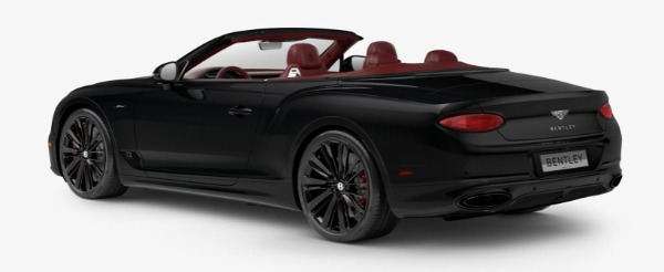 New 2022 Bentley Continental GT Speed for sale Call for price at Maserati of Greenwich in Greenwich CT 06830 3