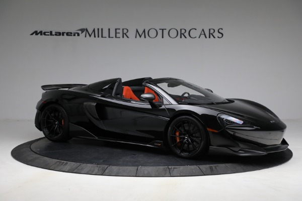 Used 2020 McLaren 600LT Spider for sale Call for price at Maserati of Greenwich in Greenwich CT 06830 10