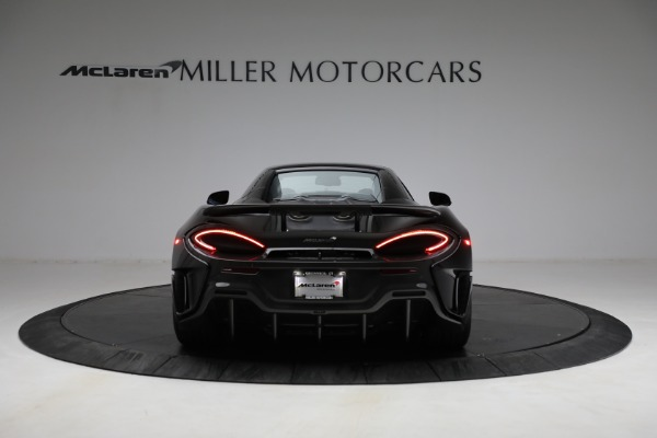 Used 2020 McLaren 600LT Spider for sale Call for price at Maserati of Greenwich in Greenwich CT 06830 23