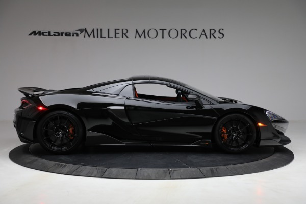 Used 2020 McLaren 600LT Spider for sale Call for price at Maserati of Greenwich in Greenwich CT 06830 25