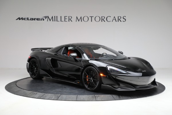 Used 2020 McLaren 600LT Spider for sale Call for price at Maserati of Greenwich in Greenwich CT 06830 26