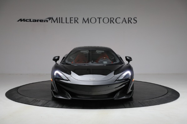 Used 2020 McLaren 600LT Spider for sale Call for price at Maserati of Greenwich in Greenwich CT 06830 27