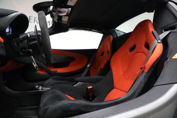 Used 2020 McLaren 600LT Spider for sale Call for price at Maserati of Greenwich in Greenwich CT 06830 28