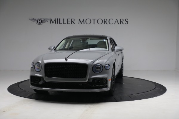 New 2022 Bentley Flying Spur Flying Spur V8 for sale Call for price at Maserati of Greenwich in Greenwich CT 06830 2