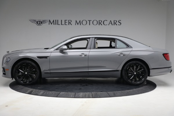 New 2022 Bentley Flying Spur Flying Spur V8 for sale Call for price at Maserati of Greenwich in Greenwich CT 06830 3