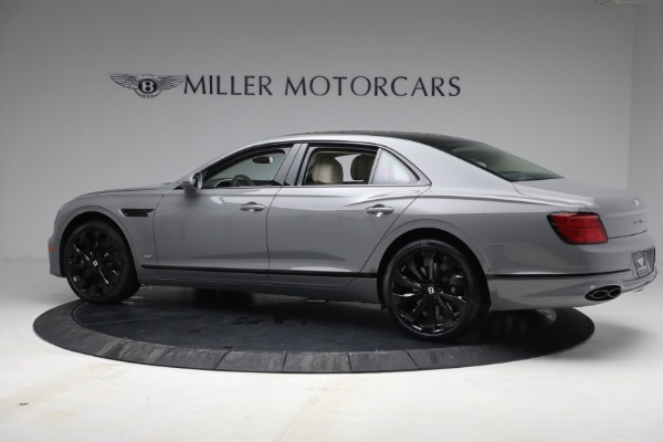 New 2022 Bentley Flying Spur Flying Spur V8 for sale Call for price at Maserati of Greenwich in Greenwich CT 06830 4