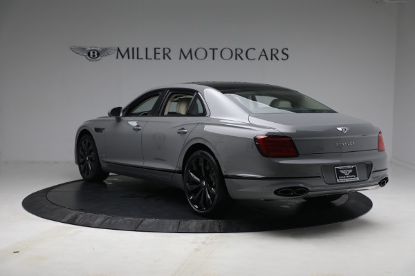 New 2022 Bentley Flying Spur Flying Spur V8 for sale Call for price at Maserati of Greenwich in Greenwich CT 06830 5
