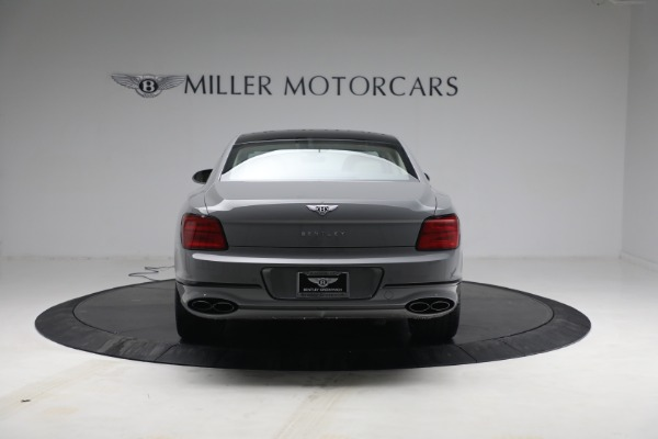 New 2022 Bentley Flying Spur Flying Spur V8 for sale Call for price at Maserati of Greenwich in Greenwich CT 06830 6