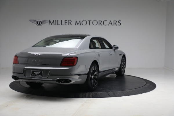 New 2022 Bentley Flying Spur Flying Spur V8 for sale Call for price at Maserati of Greenwich in Greenwich CT 06830 7