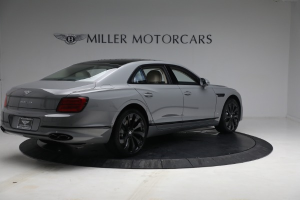 New 2022 Bentley Flying Spur Flying Spur V8 for sale Call for price at Maserati of Greenwich in Greenwich CT 06830 8