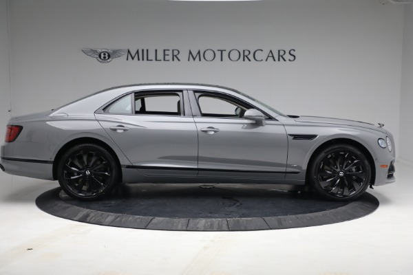 New 2022 Bentley Flying Spur Flying Spur V8 for sale Call for price at Maserati of Greenwich in Greenwich CT 06830 9