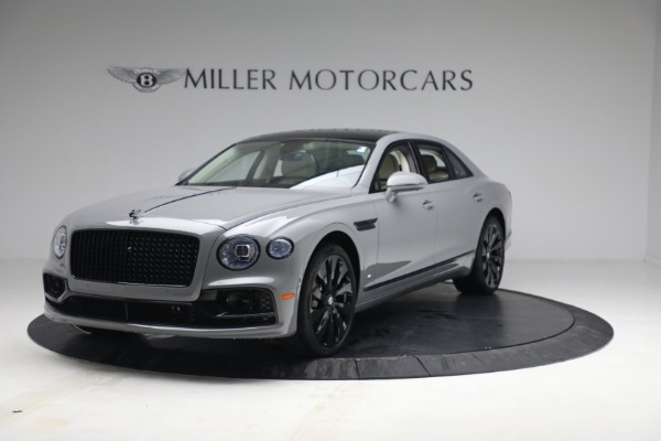 New 2022 Bentley Flying Spur Flying Spur V8 for sale Call for price at Maserati of Greenwich in Greenwich CT 06830 1