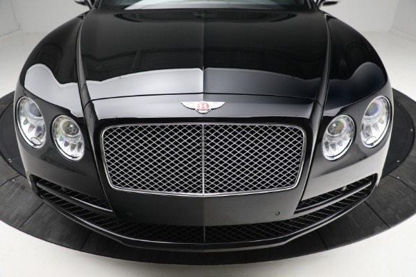Used 2017 Bentley Flying Spur V8 for sale $136,900 at Maserati of Greenwich in Greenwich CT 06830 13