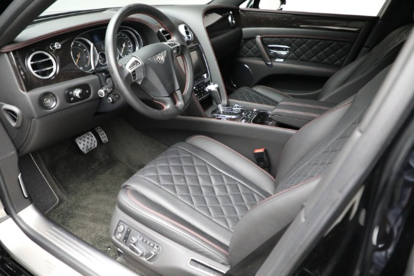 Used 2017 Bentley Flying Spur V8 for sale $136,900 at Maserati of Greenwich in Greenwich CT 06830 17