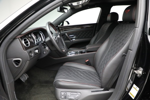 Used 2017 Bentley Flying Spur V8 for sale $136,900 at Maserati of Greenwich in Greenwich CT 06830 18