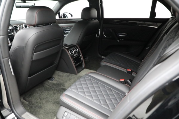 Used 2017 Bentley Flying Spur V8 for sale $136,900 at Maserati of Greenwich in Greenwich CT 06830 21