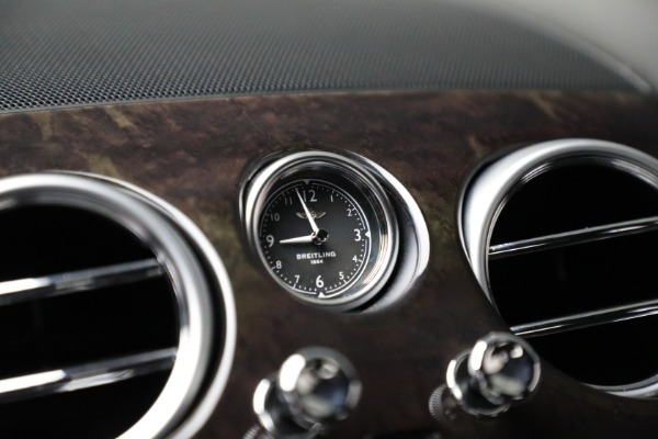 Used 2017 Bentley Flying Spur V8 for sale $136,900 at Maserati of Greenwich in Greenwich CT 06830 24
