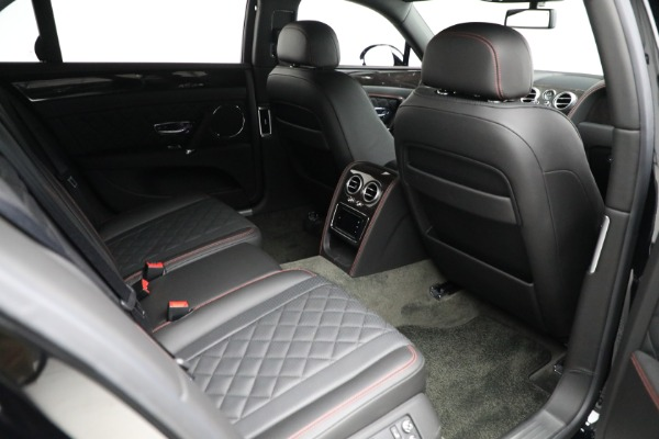Used 2017 Bentley Flying Spur V8 for sale $136,900 at Maserati of Greenwich in Greenwich CT 06830 28