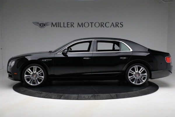 Used 2017 Bentley Flying Spur V8 for sale $136,900 at Maserati of Greenwich in Greenwich CT 06830 3