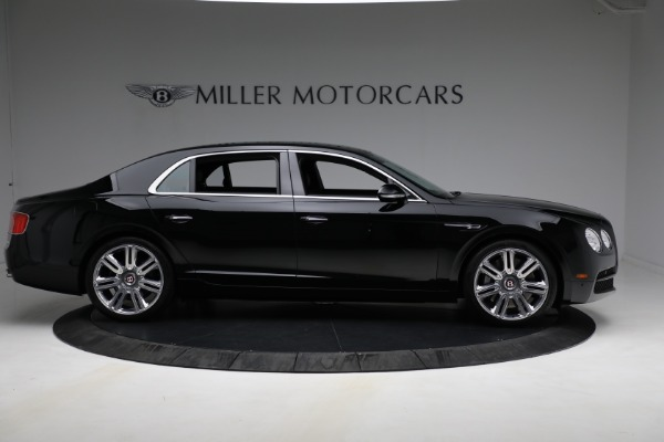 Used 2017 Bentley Flying Spur V8 for sale $136,900 at Maserati of Greenwich in Greenwich CT 06830 9