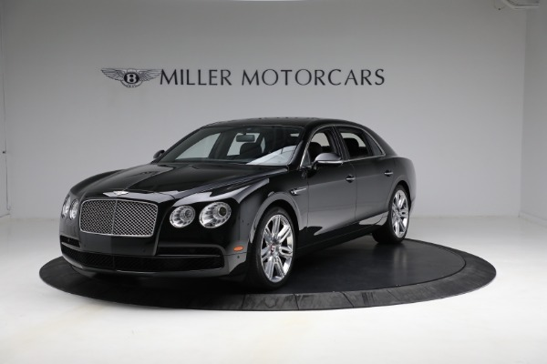 Used 2017 Bentley Flying Spur V8 for sale $136,900 at Maserati of Greenwich in Greenwich CT 06830 1