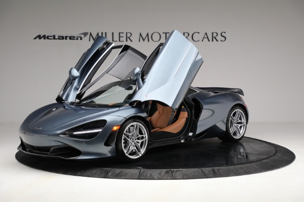 Used 2019 McLaren 720S Luxury for sale Call for price at Maserati of Greenwich in Greenwich CT 06830 13