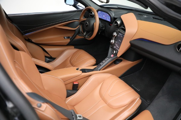 Used 2019 McLaren 720S Luxury for sale Call for price at Maserati of Greenwich in Greenwich CT 06830 19