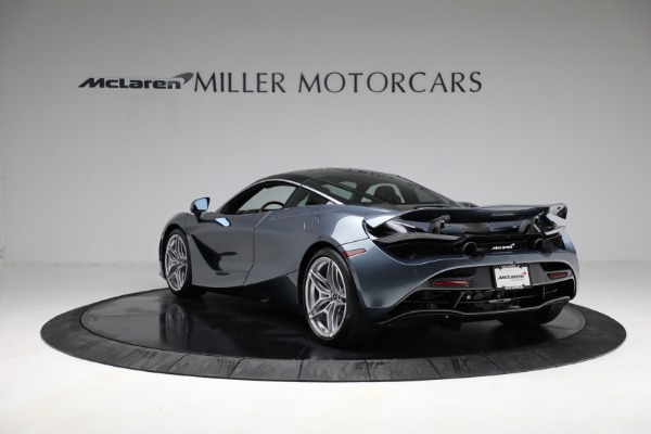 Used 2019 McLaren 720S Luxury for sale Call for price at Maserati of Greenwich in Greenwich CT 06830 4