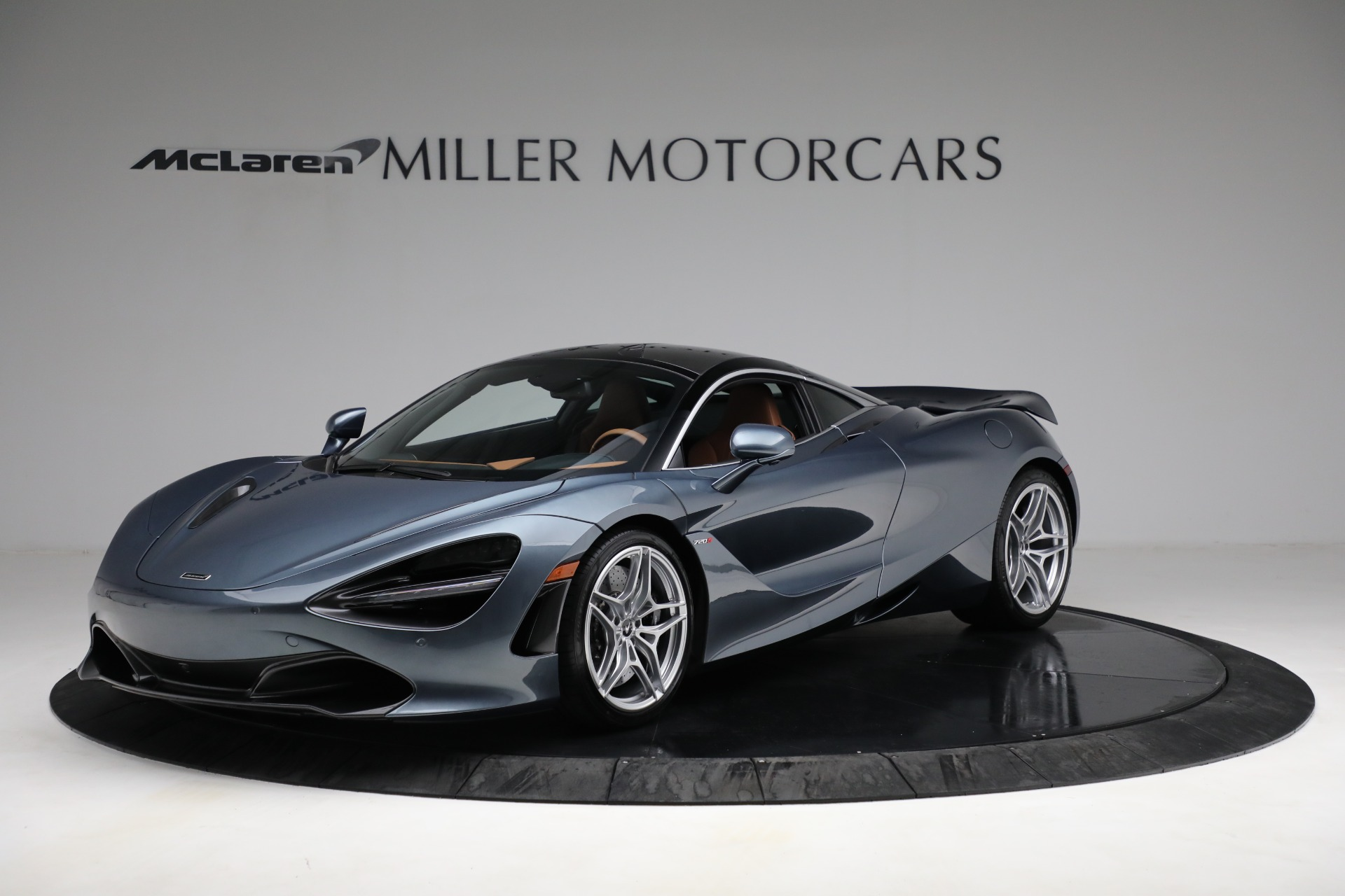 Used 2019 McLaren 720S Luxury for sale Call for price at Maserati of Greenwich in Greenwich CT 06830 1